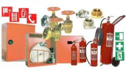 Činnosť bezpečnostného technika, hasiace prístorje, považská